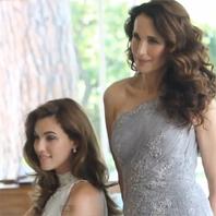 Nové modely Pronovias 2014 se líbí hollywoodským hvězdám...