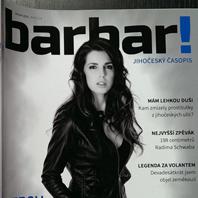 NUANCE pro časopis Barbar