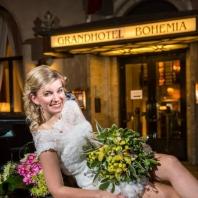 Vítězka Souboje nevěst píše