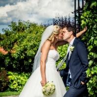 Novomanželé Petra a Jára