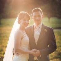Novomanželé Soumarovi