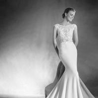 Nevěsta Tereza zvolila haute couture model ELSA