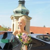 Nevěsta Alice Stodůlková