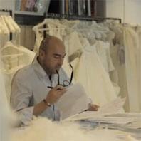 Tvorba svatebních šatů PRONOVIAS