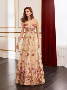 PROM DRESS 2020 Marfil by Rosa Clará 4j1e4