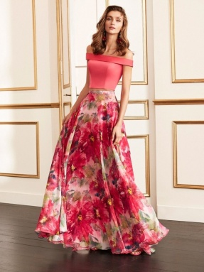 PROM DRESS 2020 Marfil by Rosa Clará 4j237