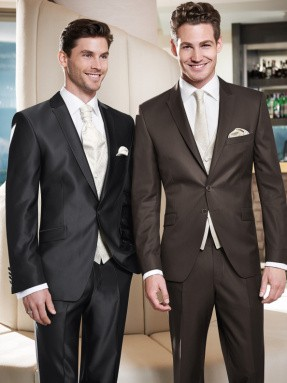 MENS SUITS Wilvorst After Six vzor18 2019