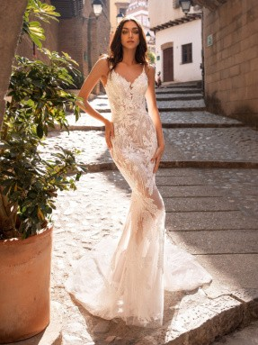 WEDDING DRESSES Pronovias Albiorix 2020