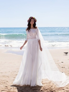 WEDDING DRESSES Pronovias Atira 2020