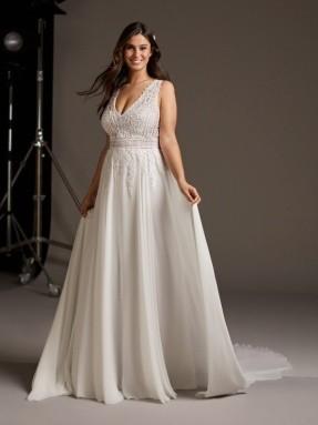 WEDDING DRESS 2020 Pronovias Comet ES