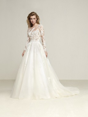 WEDDING DRESS 2019 Pronovias Drizana