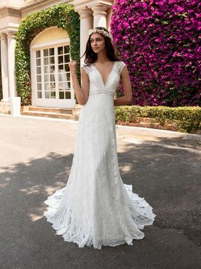 WEDDING DRESSES Pronovias Ederne 2020