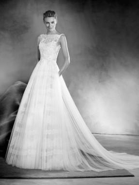 WEDDING DRESS 2019 Atelier Pronovias Eitana