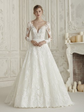 WEDDING DRESS 2019 Pronovias Elema