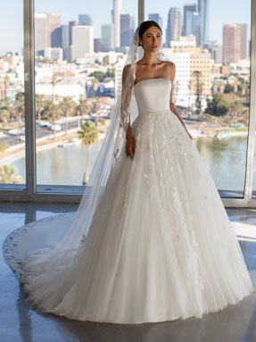 WEDDING DRESSES Pronovias Grayson 2021
