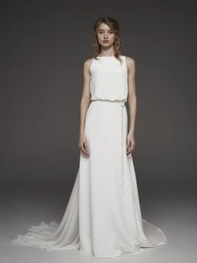 WEDDING DRESS 2019 Atelier Pronovias Harpe