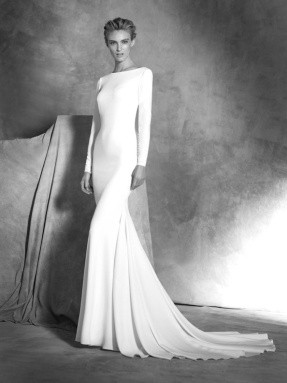 WEDDING DRESS 2019 Atelier Pronovias Ivania
