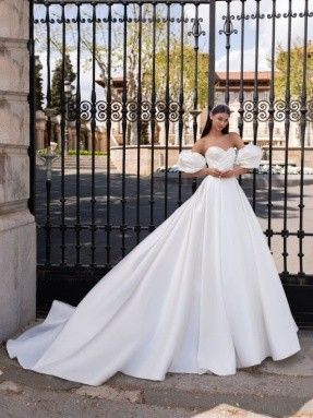 WEDDING DRESS 2020 Pronovias Ixion