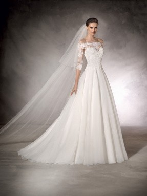WEDDING DRESS 2020 Pronovias Karen