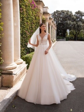 WEDDING DRESS 2020 Pronovias Kerberos