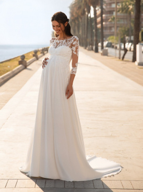 WEDDING DRESSES Pronovias Lucky Star 06 2021