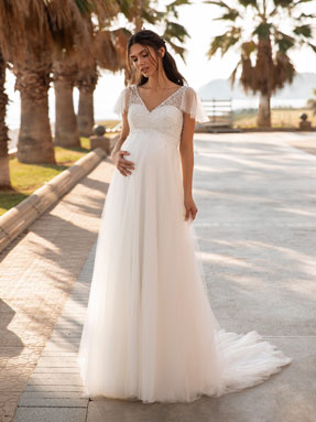 WEDDING DRESSES Pronovias Lucky Star 07 2021