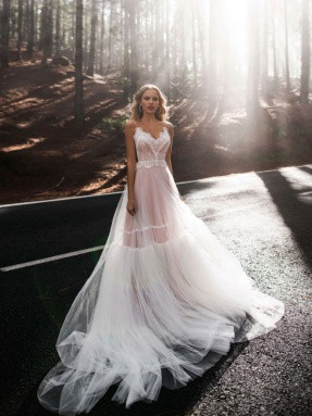 WEDDING DRESS 2020 Rara Avis Lykia