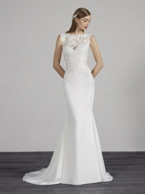 WEDDING DRESS 2019 Pronovias Milano