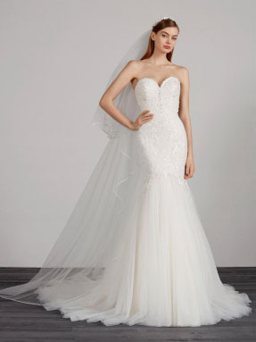 WEDDING DRESS 2019 Pronovias Miler