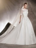 Svatební šaty Pronovias Albasari 2017