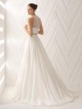 Svatební šaty Rosa Clará Ana 2018