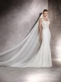 Svatební šaty Pronovias Angela 2017