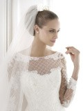Svatební šaty Pronovias Bastiana 2015