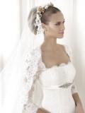Svatební šaty Pronovias Brandie 2015