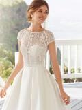 Svatební šaty Rosa Clará Calea 2021