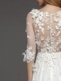 Svatební šaty Atelier Pronovias Colombia 2019