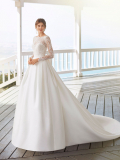 WEDDING DRESSES Rosa Clará Cuzco 2021