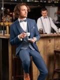 Pánské obleky Wilvorst GreenWedding 2020 look03 2020