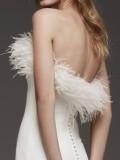 Svatební šaty Atelier Pronovias Heras 2019