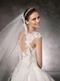 Svatební šaty BB Capsule by Pronovias Kanda 2017