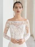 Svatební šaty Rosa Clará Ketza 2019