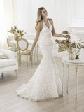 Svatební šaty Pronovias Levada 2014
