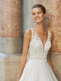Svatební šaty Rosa Clará Luna Novias Fresa 2022