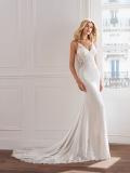 Svatební šaty Rosa Clará Luna Novias Valet 2022
