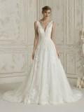 Svatební šaty Pronovias Maggie 2019