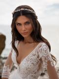 WEDDING DRESSES Pronovias Miller 2021