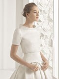 Svatební šaty Rosa Clará Neftis 2018