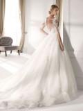 Svatební šaty Nicole Milano NIA20711 2020