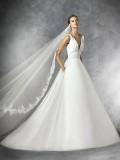 Svatební šaty Pronovias Plaza 2016