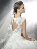 Svatební šaty Pronovias Pleiada 2017